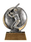 Motion X 3-D -Baseball Male Baseball Trophy Awards