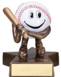 Little Buddy -Baseball Baseball Trophy Awards