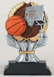 Impact Series -Basketball Basketball Trophy Awards