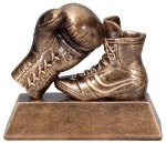 Boxing Resin Boxing Trophy Awards