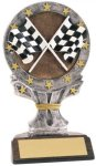 All-Star Resin Trophy -Racing Car/Automobile Trophy Awards