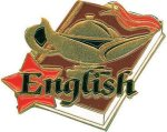 English Pin Chenille Lapel Pins