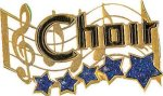 Music Award Lapel Pin Choir Chenille Lapel Pins