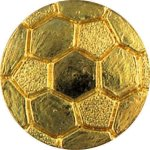 Soccer Ball Chenille Lapel Pins