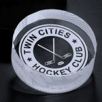 Hockey Puck Circle Awards