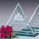 Princeton Triangle Corporate Crystal Awards