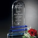 Pearl Lake Crystal Glass Awards