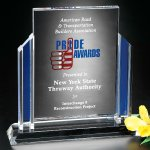 Heritage Award Crystal Glass Awards