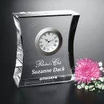 Expectation Clock Desk Clocks