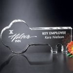 Crystal Key Employee Awards