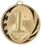 MidNite Star Medal -1st Place  Equestrian Trophy Awards