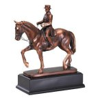 Dressage Equestrian Trophy Awards