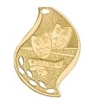 Flame Academic Medal -Drama Flame Medals