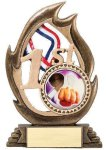 Flame Series -First Flame Resin Trophy Awards
