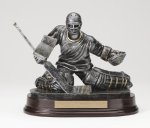 Hockey Goalie Hockey Trophy Awards