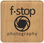 Leatherette Square Coaster -Bamboo Kitchen Gifts