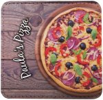 Custom Full Color Square Coaster Kitchen Gifts