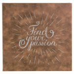 Leatherette Wall Decor and Signage -Rustic/Silver Misc. Gift Awards