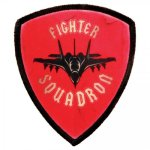 Customized Shield Patch Misc. Gift Awards