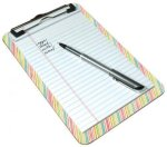 Mini Clipboard with Flat Clip Misc. Gift Awards