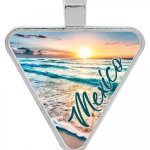 Triangle Silver Pendant Misc. Gift Awards