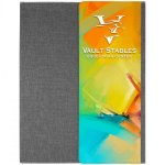 Full Color Custom Portfolio with Fold-Over Flap Misc. Gift Awards