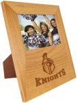 Genuine Red Alder 4x6 Picture Frame with Engraving Area Misc. Gift Awards