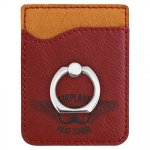 Leatherette Phone Wallet with Ring -Rose' Misc. Gift Awards