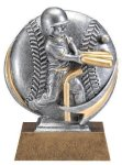 Motion X 3-D -T-Ball Male Motion X Action 3D Resin Trophy Awards