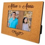 Cork Picture Frames Photo Gift Items
