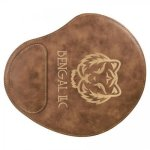 Leatherette Mouse Pad -Rustic Promotional Mouse Pads