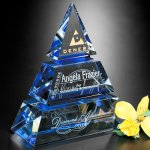 Accolade Indigo Pyramid Pyramid Awards