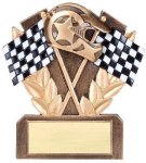 Racing Resin Racing Trophy Awards