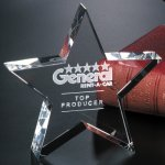 Tapered Star Sales Awards