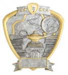 Signature Series Shield Award -Knowledge Scholastic Trophy Awards