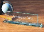 Executive Name Plate Secretary Gift Awards