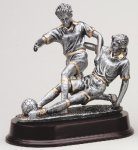 Soccer Double Action SOCCER TROPHIES