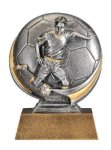 Motion X 3-D -Soccer Male  Soccer Trophy Awards