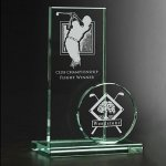Sports Tower Soccer Trophy Awards