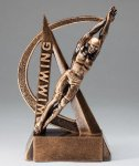 Ultra Action Resin Trophy -Swimming Male  Swimming Trophy Awards