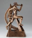 Ultra Action Resin Trophy -Track Male  Track Trophy Awards