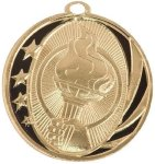 MidNite Star Medal -Torch Victory Trophy Awards