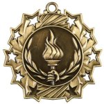 Ten Star Medal -Victory  Victory Trophy Awards