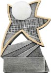 Jazz Star Resin -Volleyball Volleyball Trophy Awards